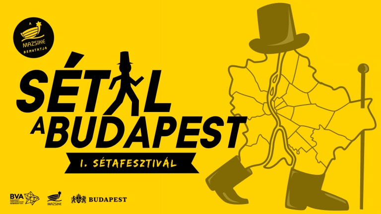 SÉTAFESZTIVÁL – Múzeumpedagógiai foglalkozás – Pop-up budapesti képeslap