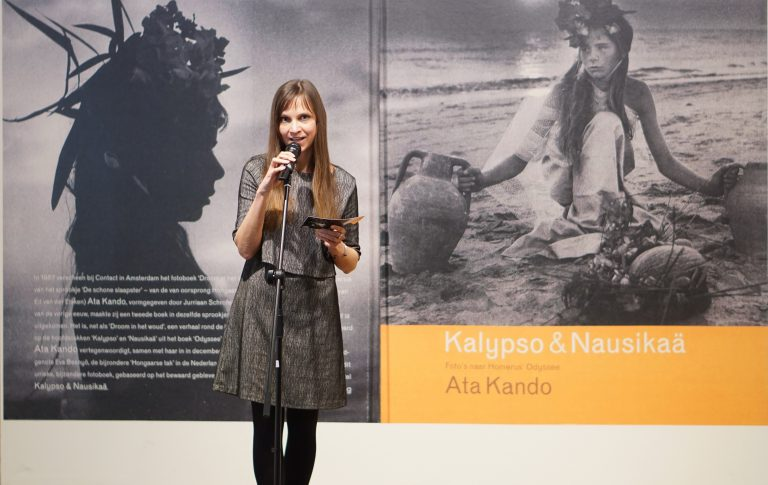 TALES OF ATA – Ata Kando's Portraits at Deák17 Gallery