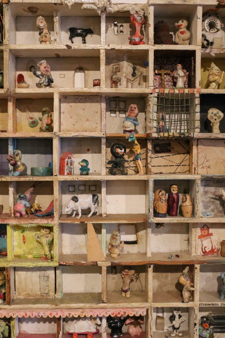 Dobozterek, magán(y)gyűjtemények
