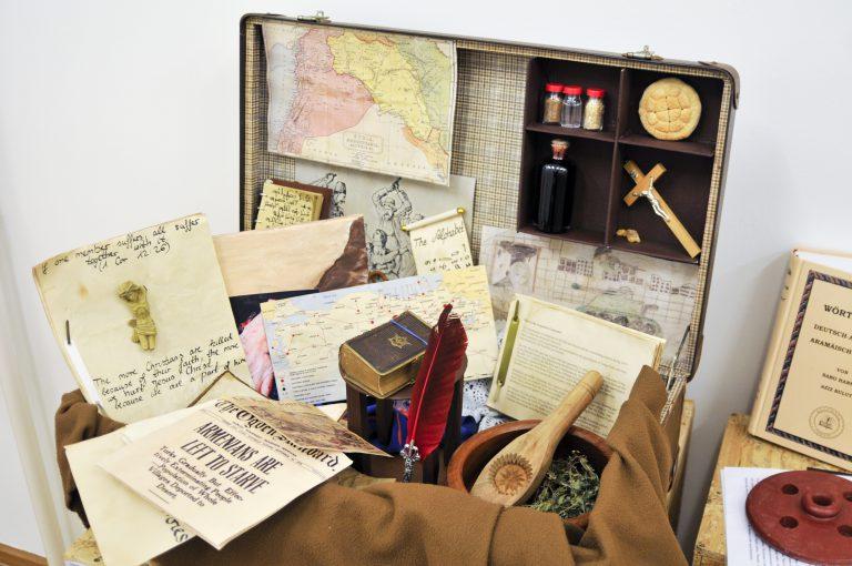 Múzeum egy bőröndben