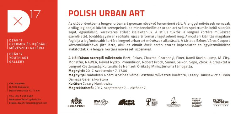 Polish Urban Art