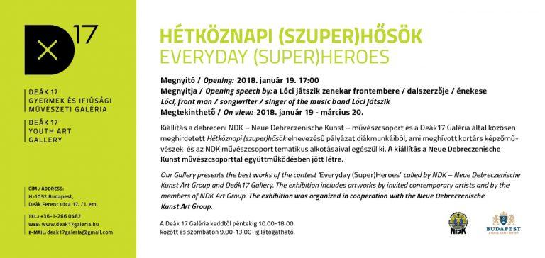 Everyday (Super)Heroes