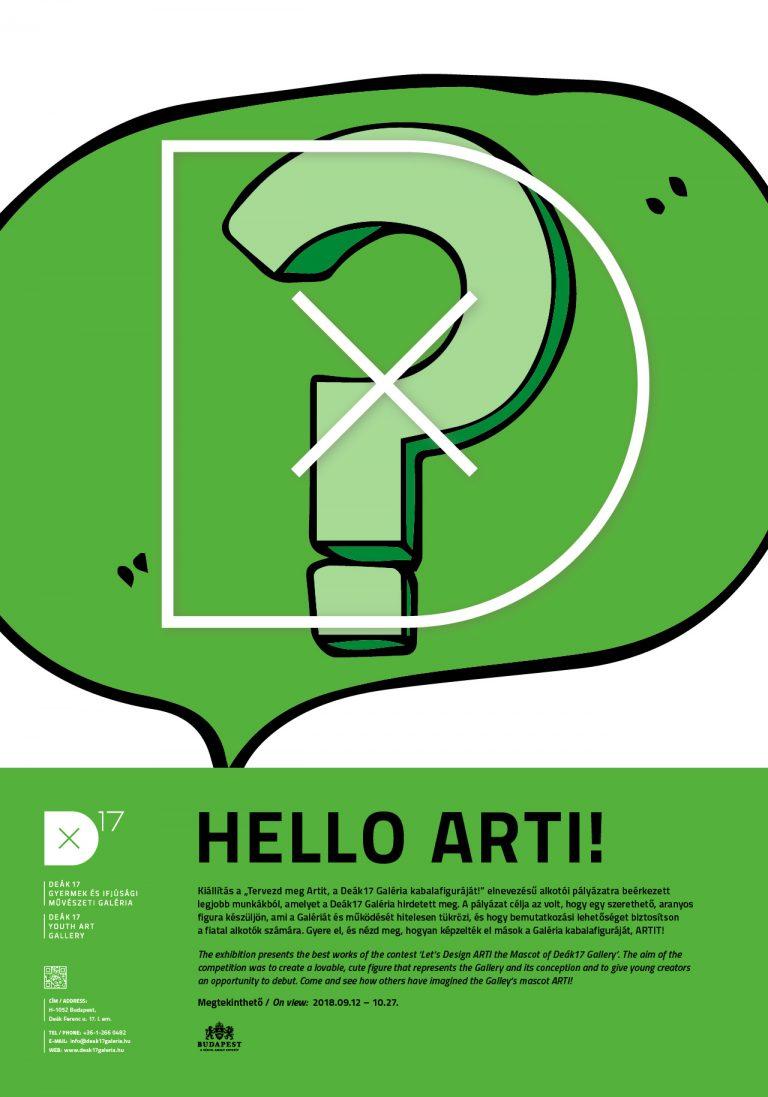 Hello Arti! – exhibition