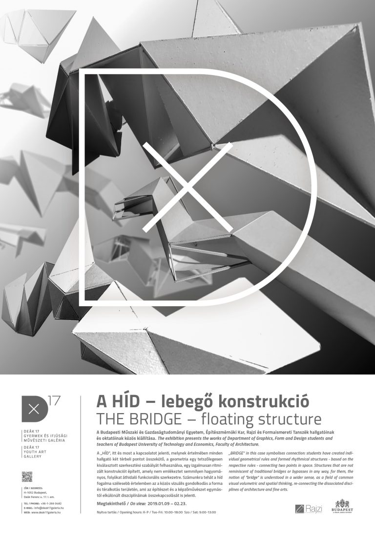 THE BRIDGE – floating structure
