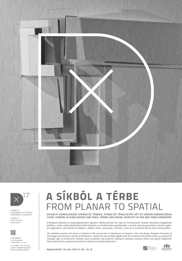 FROM PLANAR TO SPATIAL