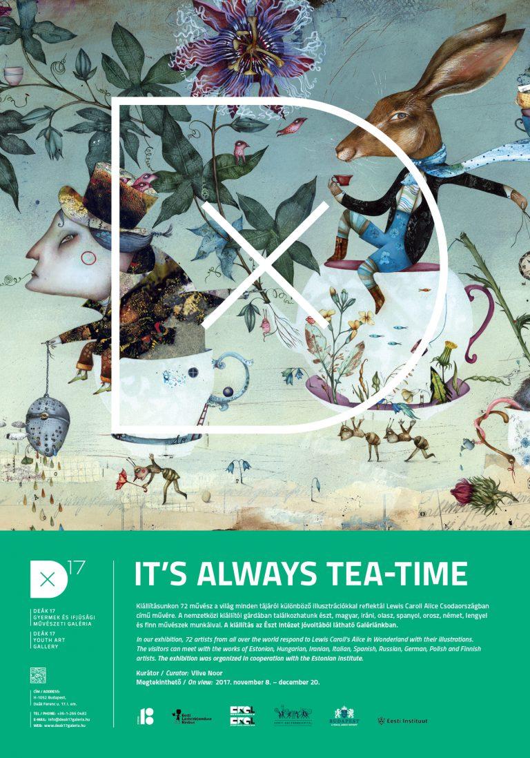 It's Always Tea-Time