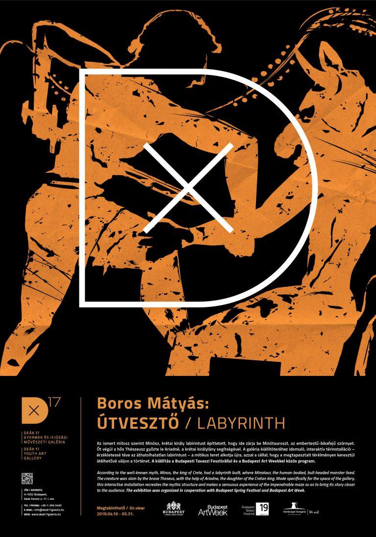 Mátyás Boros: Labyrinth