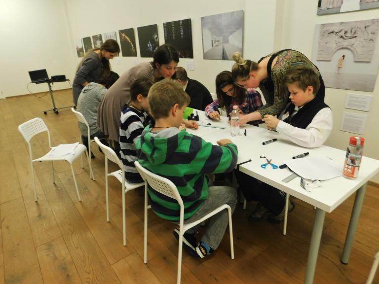 Tavaszi camera obscura workshop – péntekD