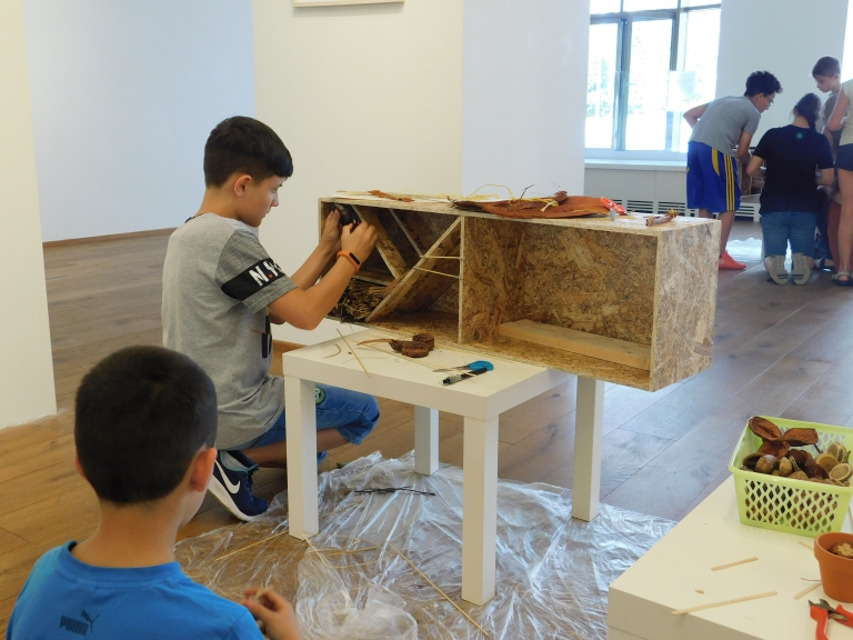 Budapesti nyári művészeti tábor