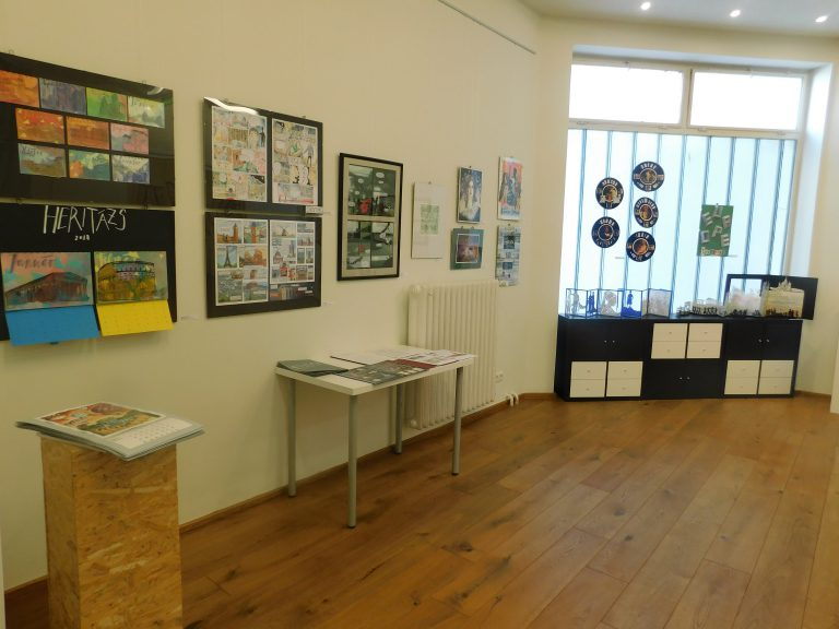Europe Festival – Hungarian Secondary School Academic Competition – Exhibition