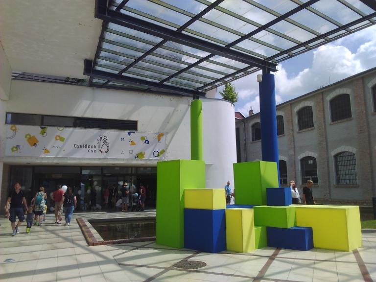 """A Deák17 Galéria a """"Családtalálkozó a Millenárison"""" rendezvényen"""