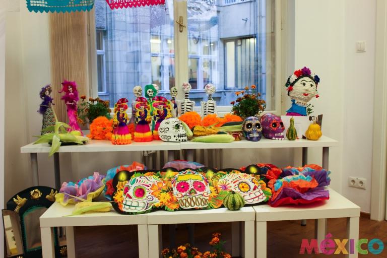 Día de los Muertos – mexikói családi matiné