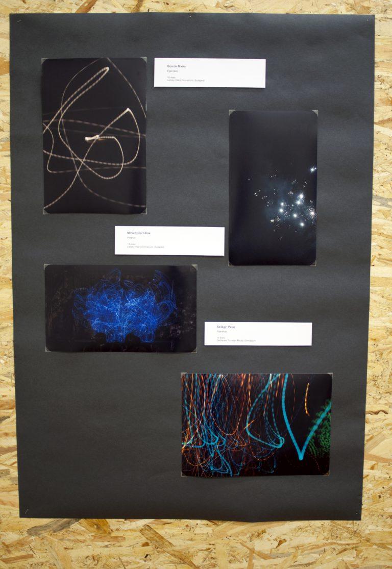 Fények és fényjelenségek vizuális megfogalmazása
