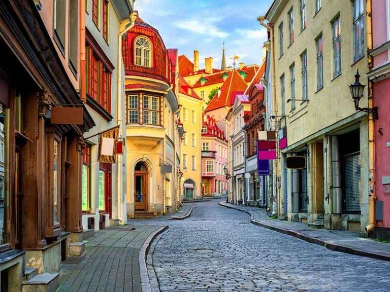 Észtországban kalandozunk