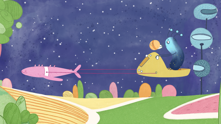 Űruborkák | Kreatív foglalkozás és matiné