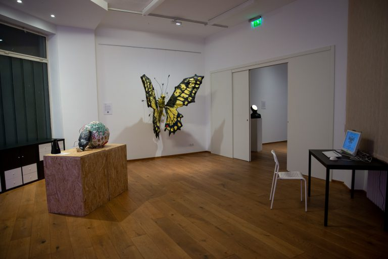 DO YOU HAVE A KNACK FOR ART? – BUTTERFLY-EFFECT