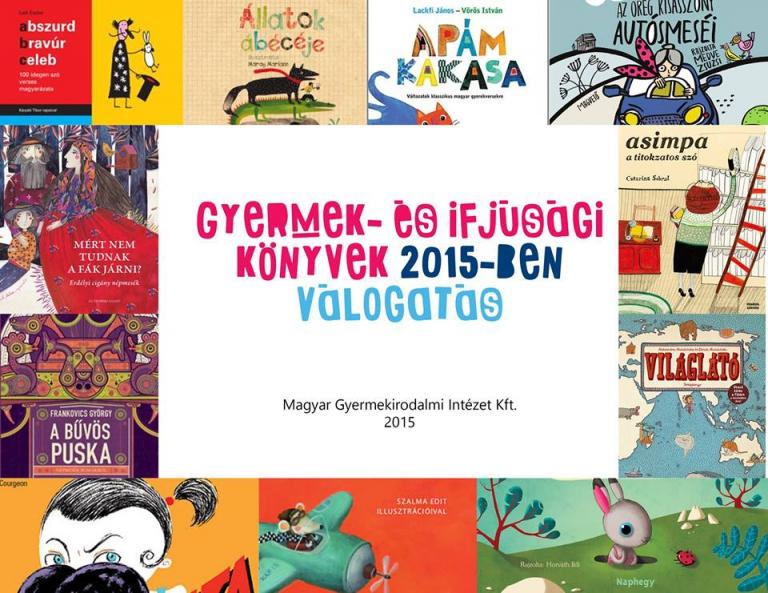Gyermek és ifjúsági könyvek szemléje – 2015