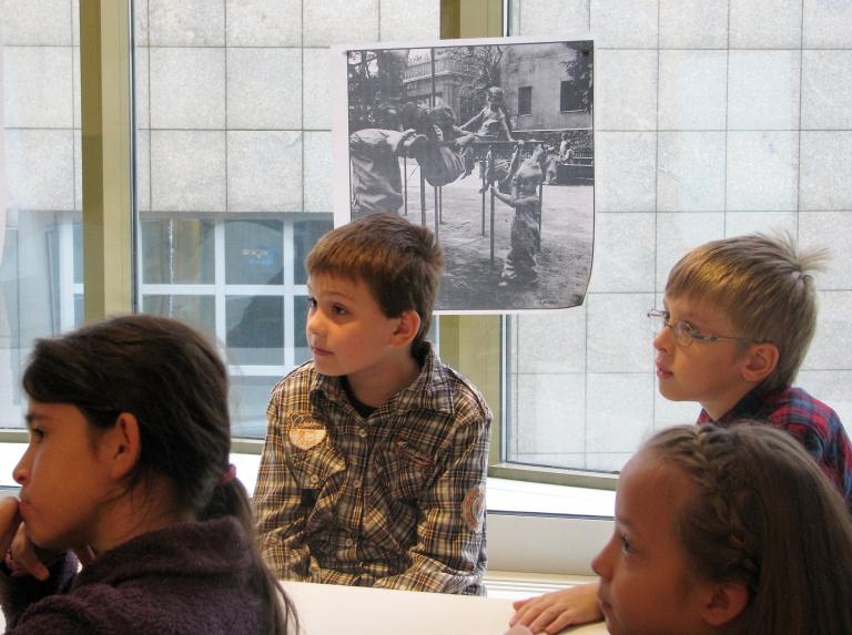 A háború gyermekszemmel – múzeumpedagógiai foglalkozás