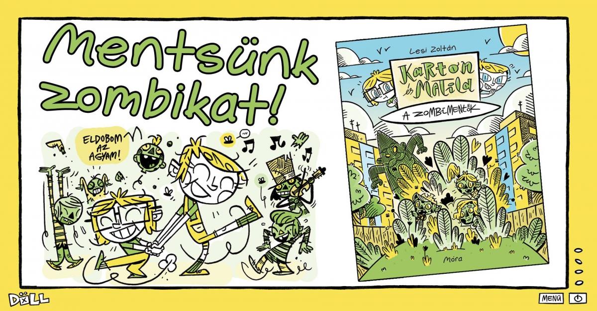 featured_image*Mentsünk zombikat! - játékos  könyvbemutató*Mentsünk zombikat! - játékos  könyvbemutató*Mentsünk zombikat! - játékos  könyvbemutató*Mentsünk zombikat! - játékos  könyvbemutató*Mentsünk zombikat! - játékos  könyvbemutató*Mentsünk zombikat! - játékos  könyvbemutató