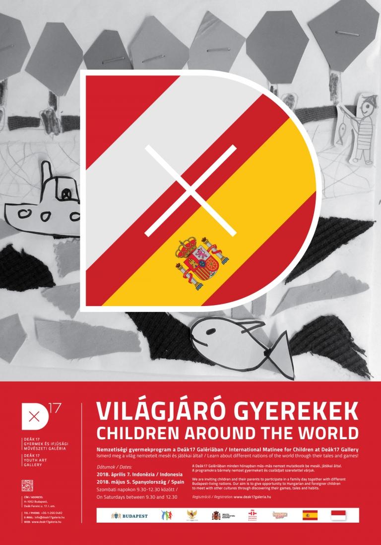 Children Around the World 2018