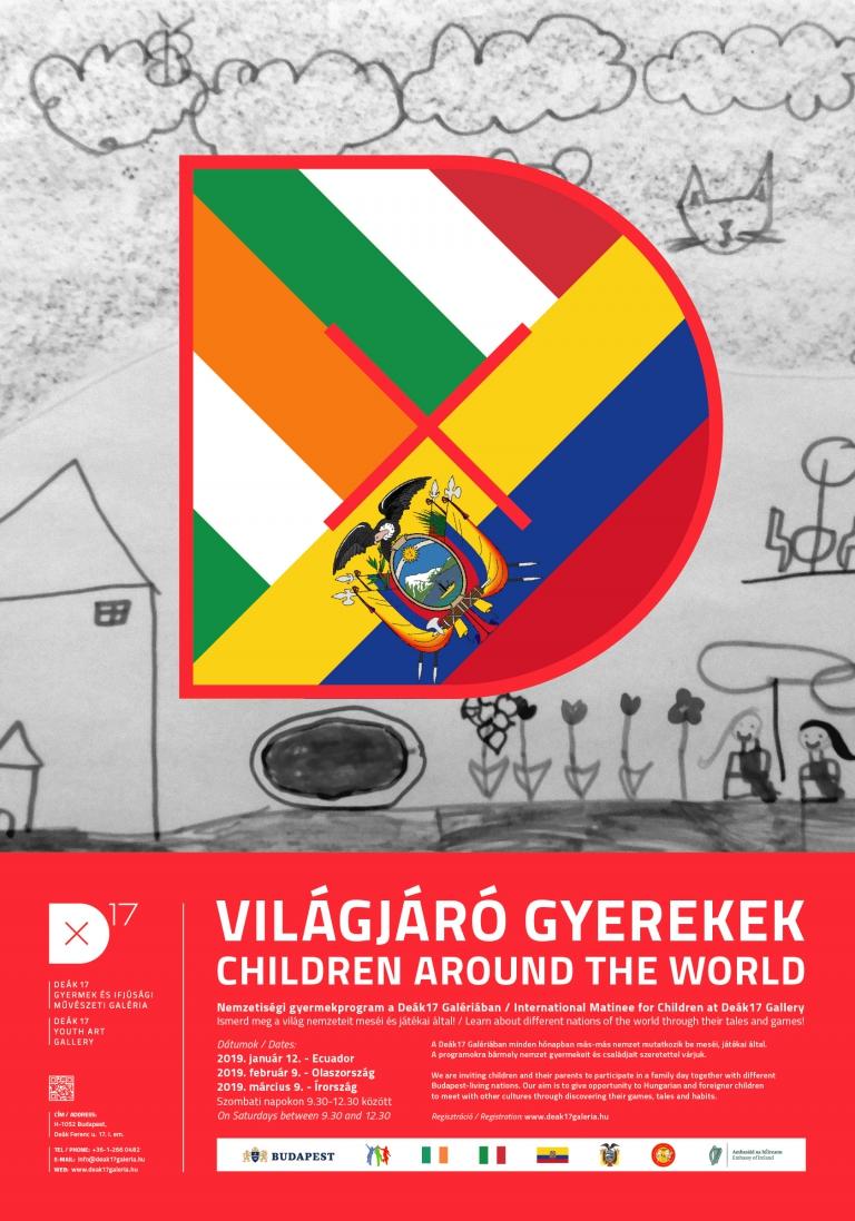 Children Around the World 2019