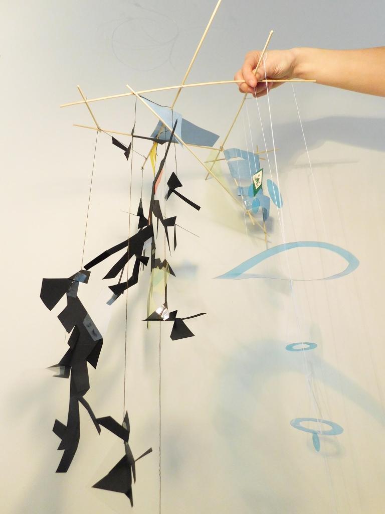 Hanging art! Avagy a függesztés művészete