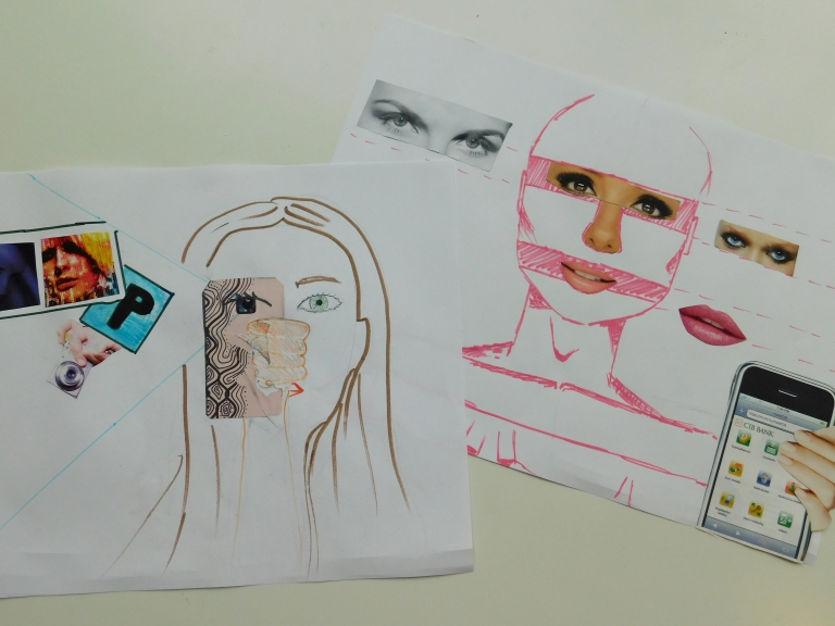 Museum Educational sessions for the Virtual Icons exhibition