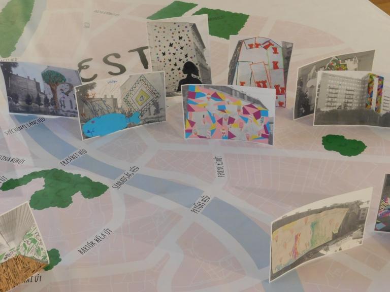Firewall city – workshop for the Polish Urban Art exhibition