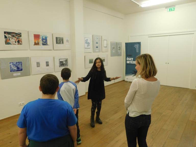 Víz-Játékok – múzeumpedagógiai foglalkozás a Víz-jel kiállításhoz