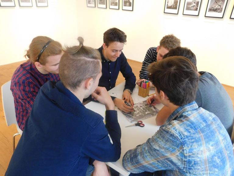 Design a city! – designer and project management workshop