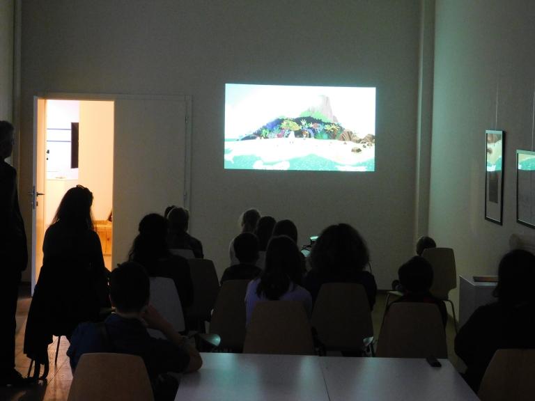 Workshopok a Hajótöröttek kiállításhoz