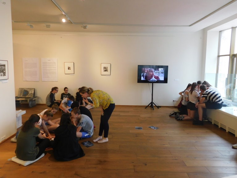 Múzeumpedagógiai foglalkozások az Ata meséi című kiállításhoz