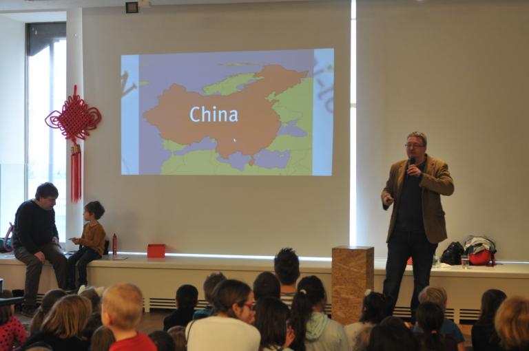 A velünk élő Kína!