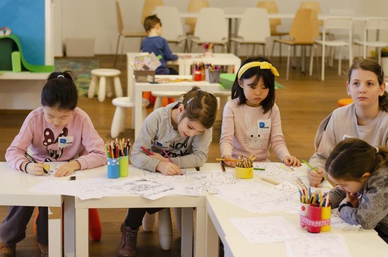 Children Around the World 2020