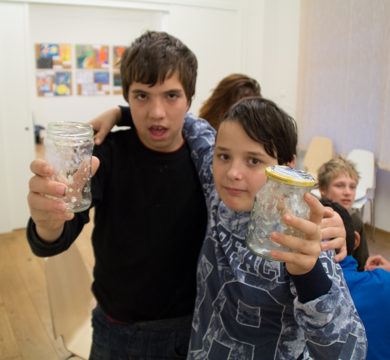 Varázslatos befőttesüveg – múzeumpedagógiai foglalkozás
