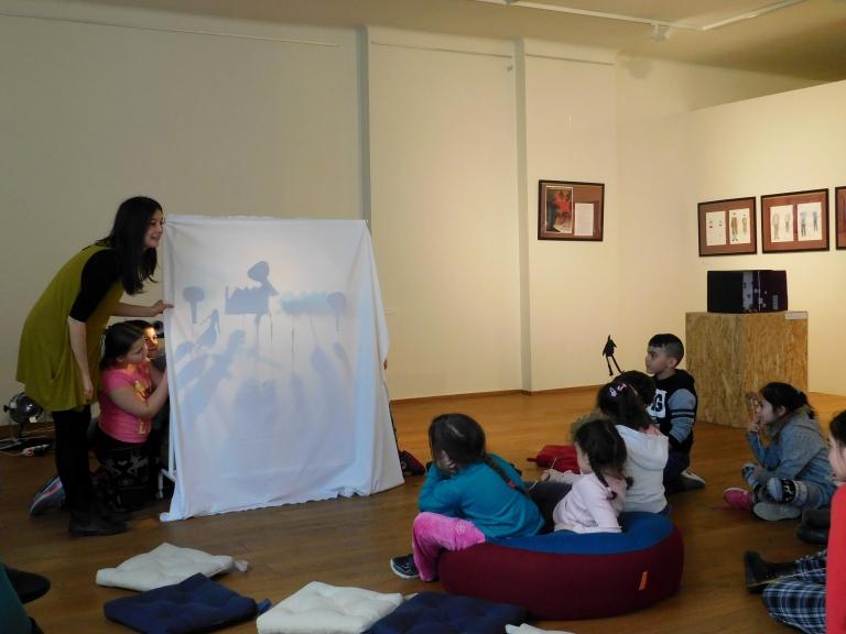 Bartók135 kiállításhoz kapcsolódó múzeumpedagógiai foglalkozások