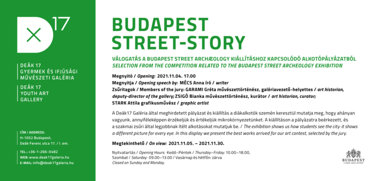 Budapest STREET-Story